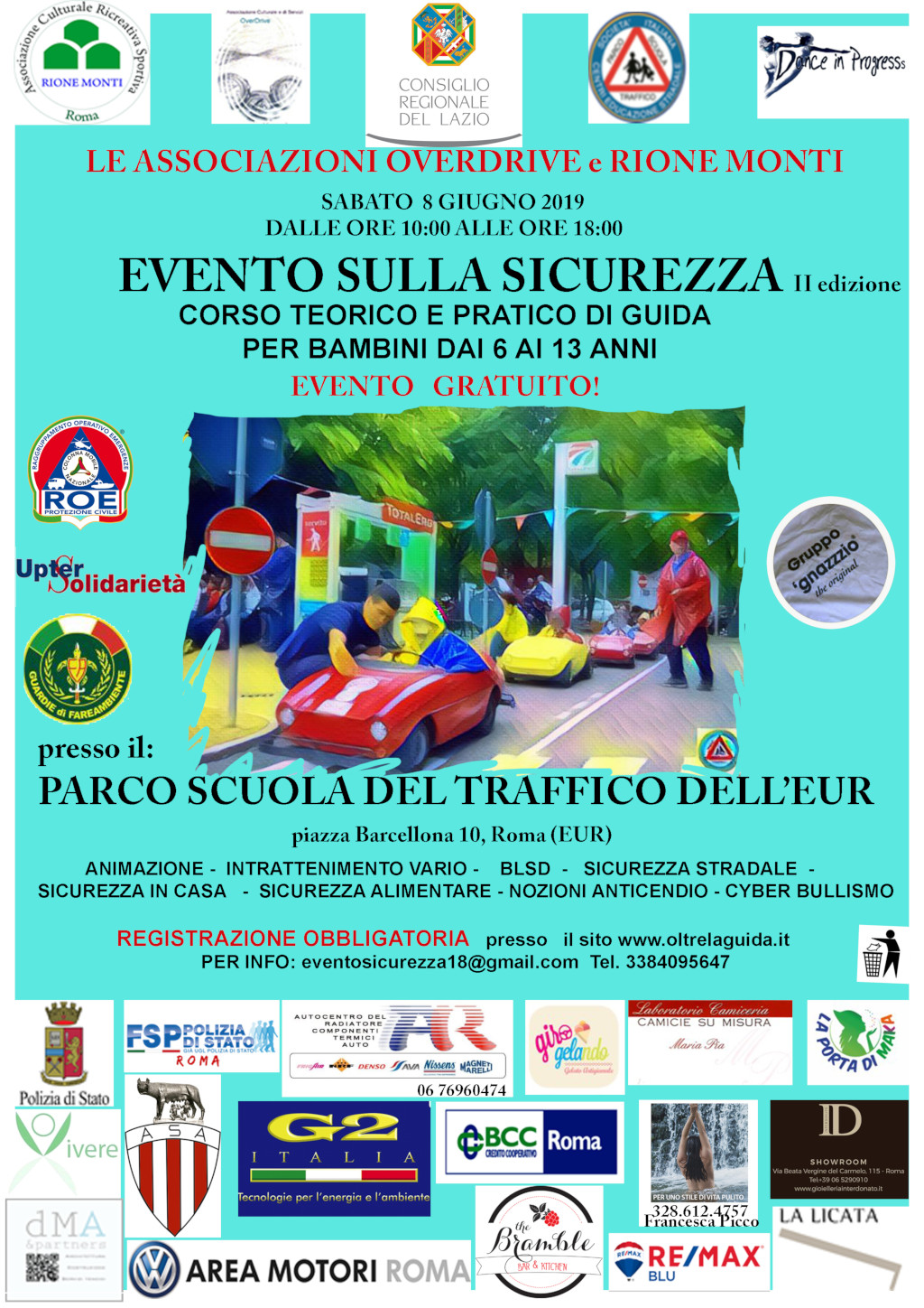 Evento Sicurezza 2019